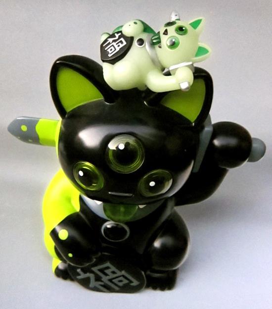 Ferg x Jeremyriad Little Misfortune Jeremycat