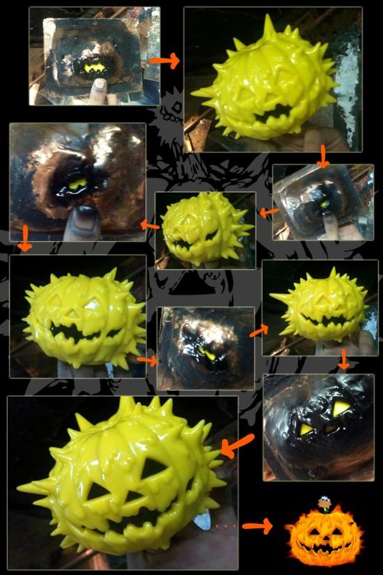 Halloween Jack Inc from Instinctoy
