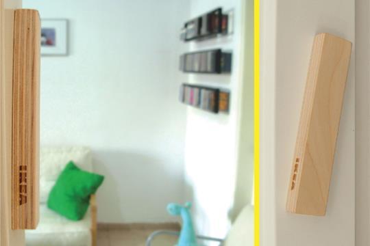 Ikea Mezuzah by Avihai Shurin
