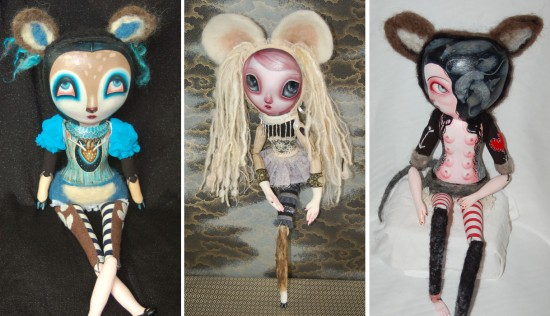Art Dolls by Jennybird Alcantara