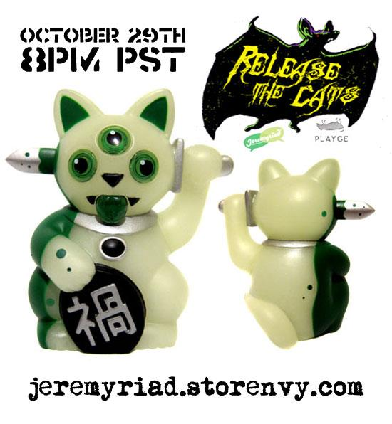 Release the Jeremycats!