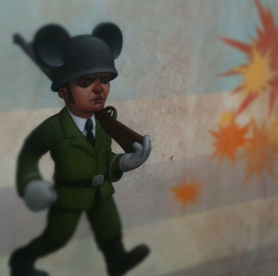 Mouseketeer Army by Bob Dob