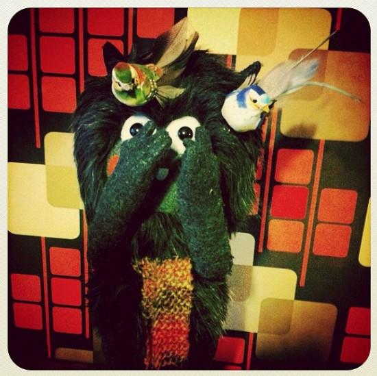 Tippy Winkles designer toy