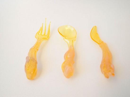 Sensorial Tableware by Jinhyun Jeon