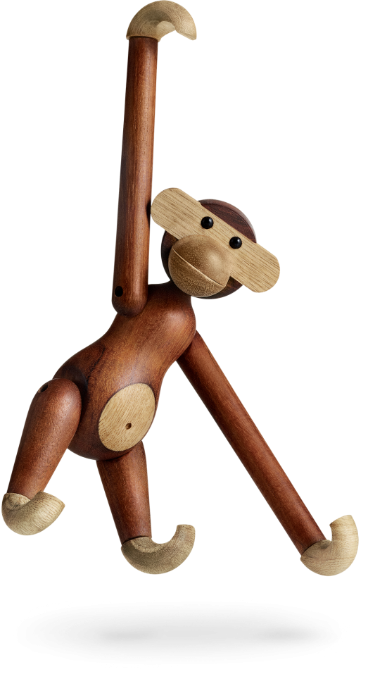 Monkey by Kay Bojesen (1955)