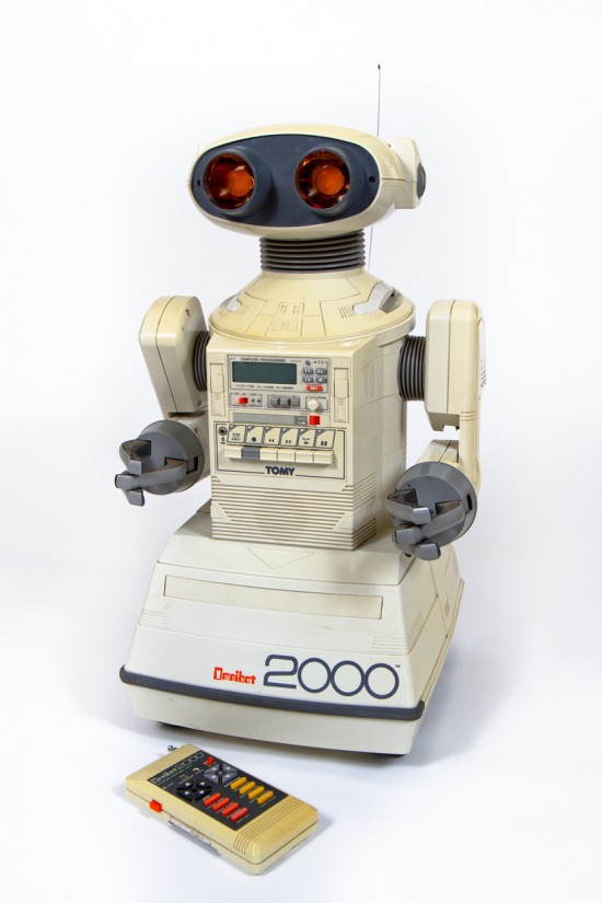 Omnibot by TOMY (1985)