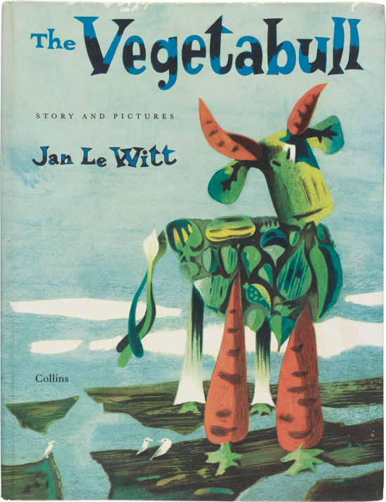 The Vegetabull by Jan Le Witt (1956)