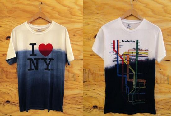 Hurricane Sandy relief shirts by Sebastian Errazuriz x GREY AREA