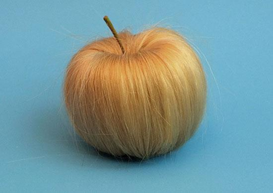 Hairy Apple © Sarah Illenberger
