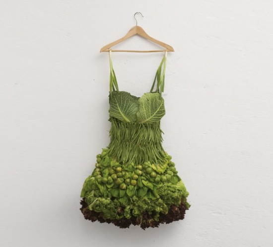 Cabbage Dress © Sarah Illenberger