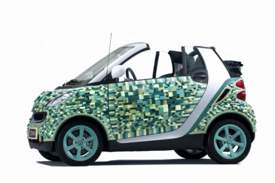 Smart Car © Sarah Illenberger