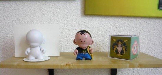 Munny Legends and Childhood Visuals by Stor Dubiné