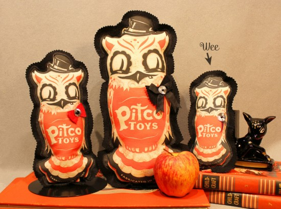 Winchester Hoot Dolls by Camille Rose Garcia