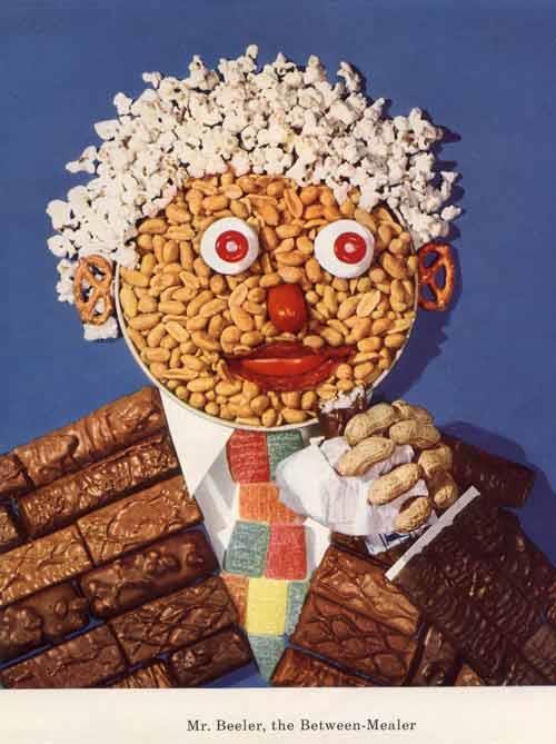 Dayalets Vitamin Characters: Mr. Beeler