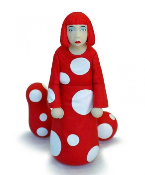 Mike Leavitt &quot;Yayoi Kusama&quot; (2011)
