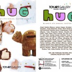 Blamo Toys Hug Show at Toy Art Gallery
