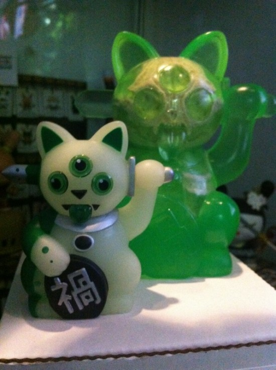 Jeremycat (and Infected Friend) in Holland, collection of @JasperF