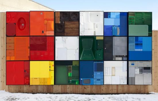 Rubiks Curve by Michael Johansson