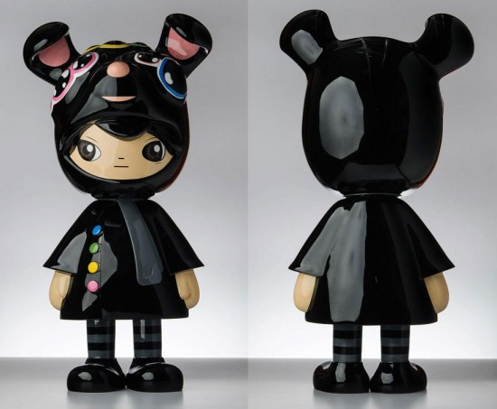 Life-size Benny the Night Dreamer (Black)