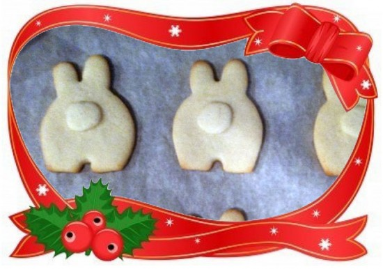 Year of the Labbit Cookies 2012