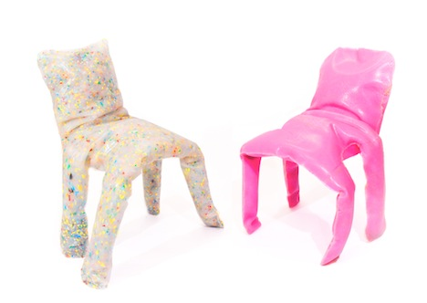 Frumpy Chairs designer chairs by Jamie Wolfond