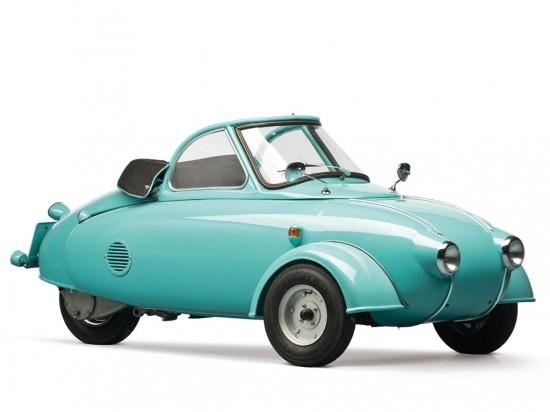 Microcar Jurisch Motoplan Prototype 1957 © Fine Cars