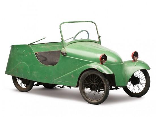 Microcar Mochet CM-125 Luxe 1952 © Fine Cars