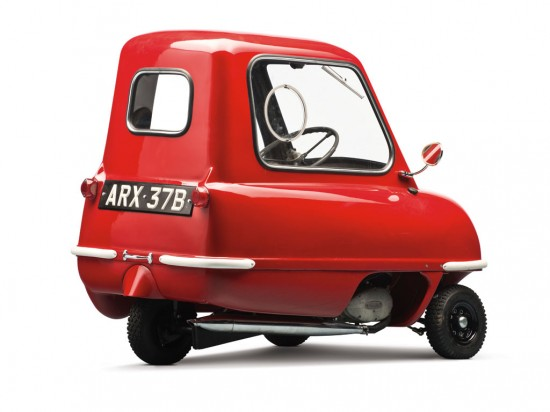 Microcar Peel P50 - 1964 © Fine Cars
