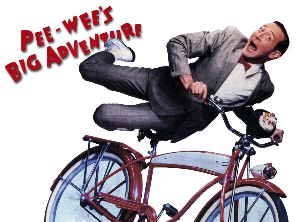 Big Adventure Cult Kit Pee Wee Herman Bicycle Suit