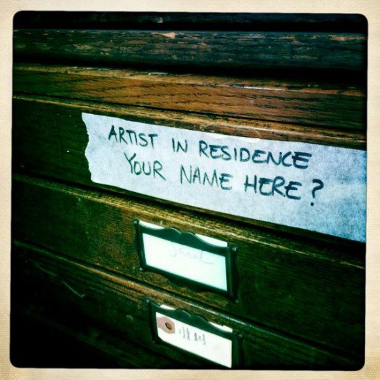 Compound Gallery's Artist in Residence program