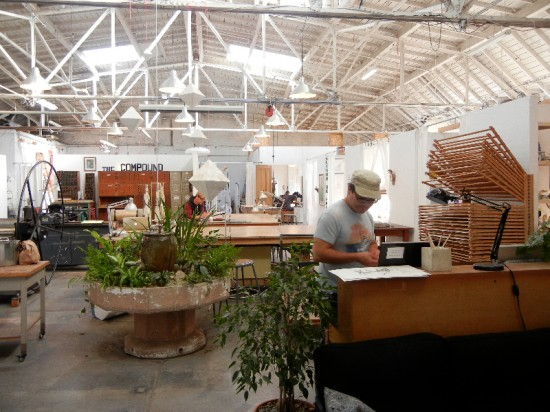 Compound Studios in Oakland