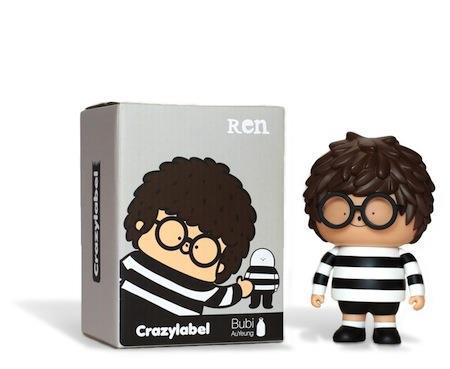 Ren2 by Bubi Au Yeung and Crazylabel