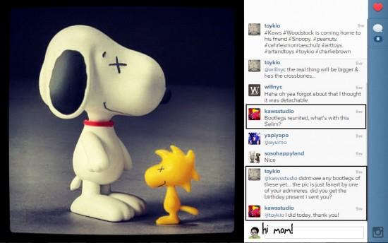 KAWS OriginalFake bootlegs on Instagram