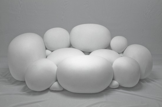 The O'keeffe Sofa' by Kei Harada
