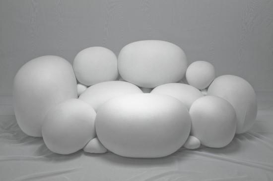 The O'keeffe Sofa' by Kei Harada