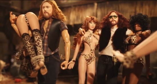The Sheepdogs dolls