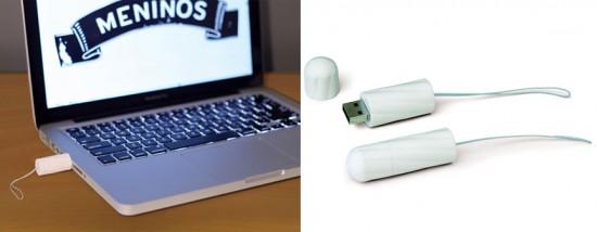 tampon USB drive