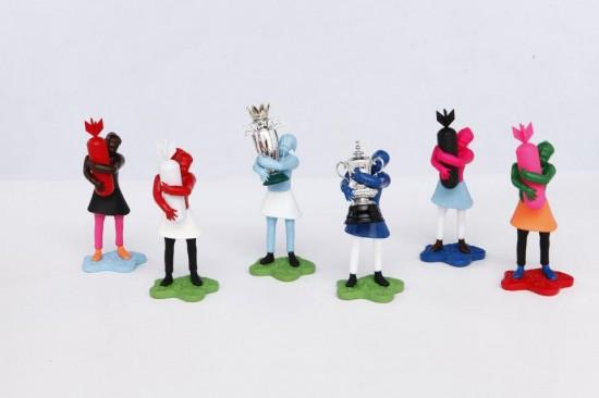 Banksy Bomb Hugger toys