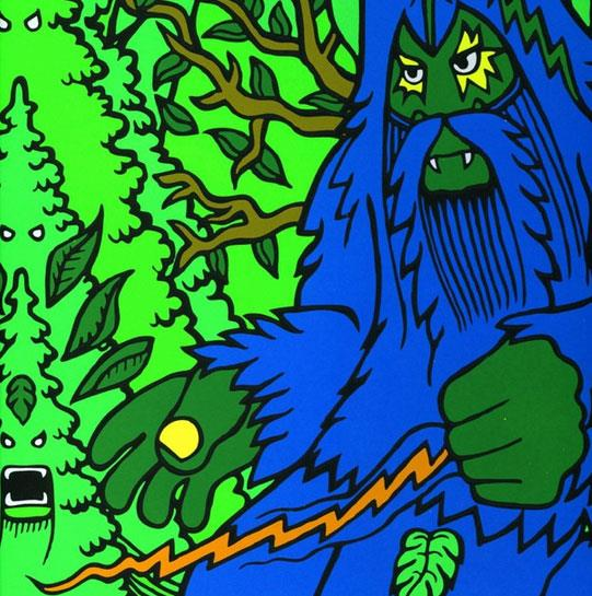 Energizing the Tree Army by Bigfoot