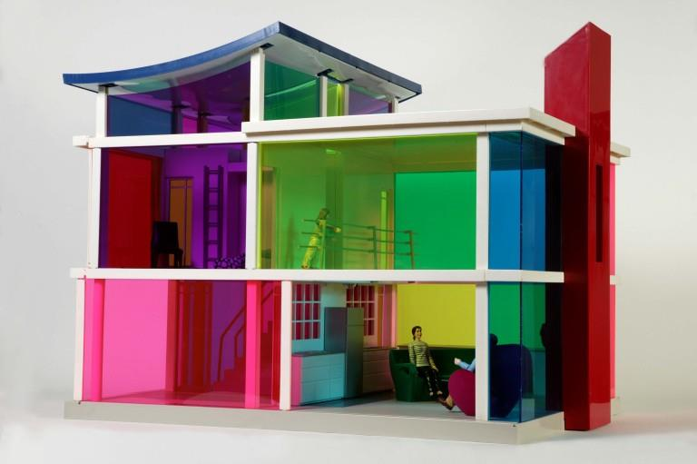 The Kaleidoscope House (2001)