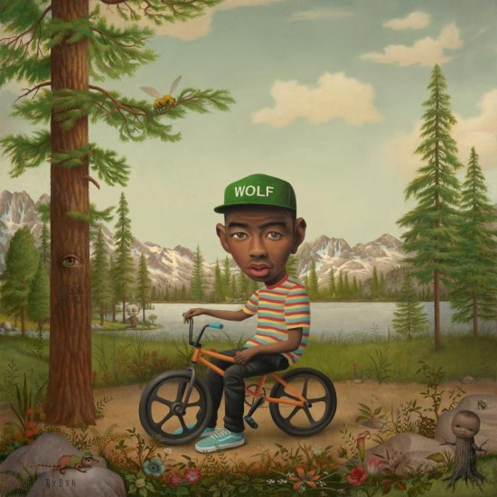 Mark Ryden album art for Tyler the Creator