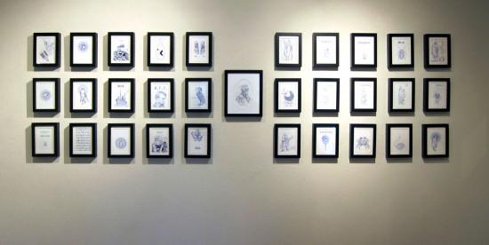 Retrospectacular: The Artwork of Matt Ritchie