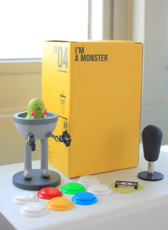 SML designer toys