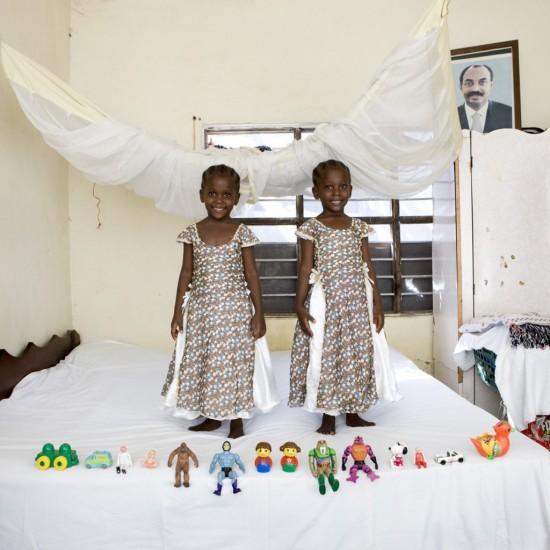 Arafa and Aisha from Zanzibar © Gabriele Galimberti