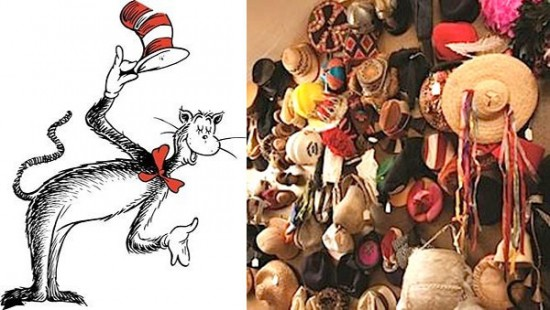Hats off to Dr. Seuss! Dr Seuss Hat Collection