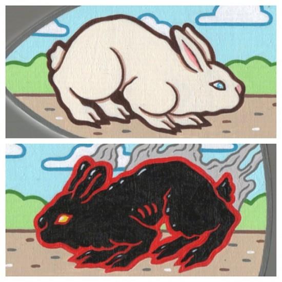 Easter mascots © @rat136