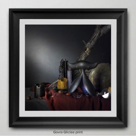 Govra giclee print by Sergey Safonov x Fugi.me