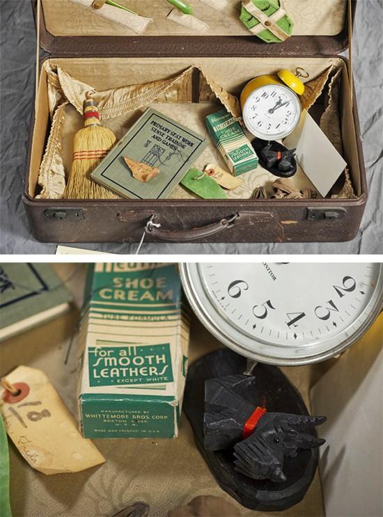 Freda's suitcase photo © John Crispin