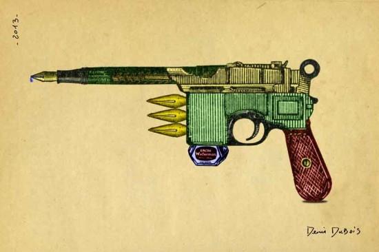 """""""Handgun"""" © Denis Dubois"""