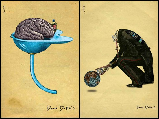 &quot;Brainwashing&quot; and &quot;Big Brother&quot;  Denis Dubois
